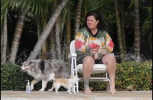 Rosie O'Donnell en vacances avec sa chérie et leurs 10 enfants : épuisant !