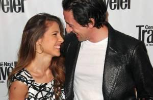 PHOTOS : Elsa Pataky et Adrien Brody très amoureux à New York...