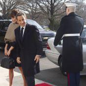 Carlita et Nicolas Sarkozy : Rencontre au sommet avec les Obama !