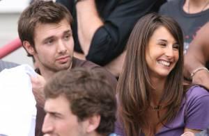 Le beau rugbyman Vincent Clerc et Valérie Novès ont eu une petite fille !