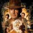 Affiche du prochain Indiana Jones