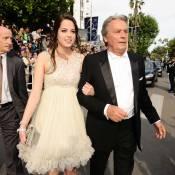 Alain Delon et sa fille Anouchka au Grand Journal ? C'est encore non !