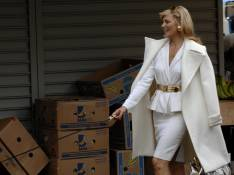"""Kim Cattrall : une fille """" cash """"..."""