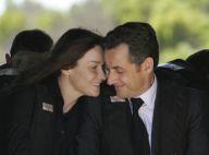 Carla Bruni-Sarkozy emmène son mari en week end !