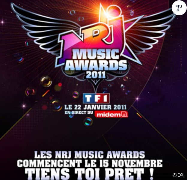 12e NRJ Music Awards, le 22 janvier 2011
