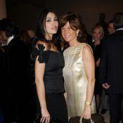Yasmine Besson et Noa, réunies en beauté pour Charles Aznavour !