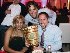 PHOTOS : Franck Ribéry et sa femme fêtent la victoire !