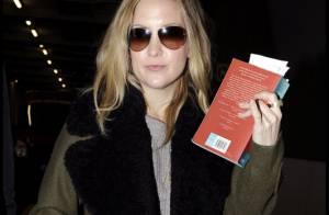 Kate Hudson, enceinte : Discrète apparition avec son chéri Matthew Bellamy !