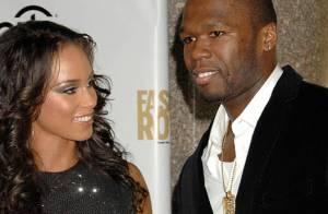 La guerre est déclarée entre Alicia Keys et 50 Cent