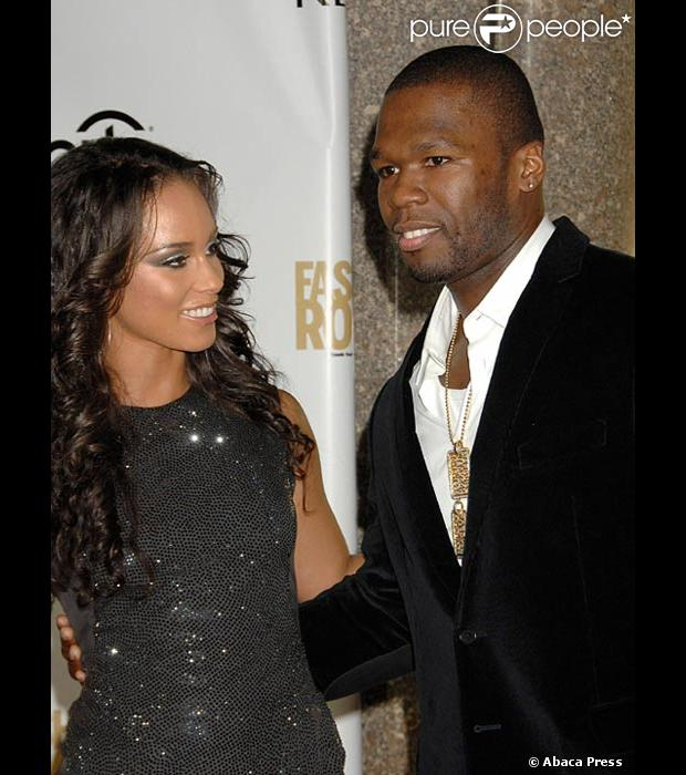 Alicia Keys et 50 Cent