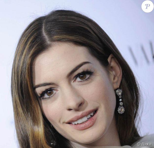 Anne Hathaway sera Catwoman dans The Dark Knight Rises, de Christopher Nolan, en tournage en 2011.