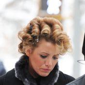 """Gossip Girl - Blake Lively : """"l'icône des jeunes"""" affiche un look improbable !"""