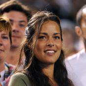 Ana Ivanovic : La beauté serbe rayonne pour la victoire de son cher Djokovic !