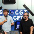 Stéphane Guillon et Didier Porte le 1er juillet 2010