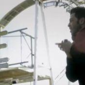 Christophe Maé : Un nouveau clip par moins dix degrés... Brrr !!!