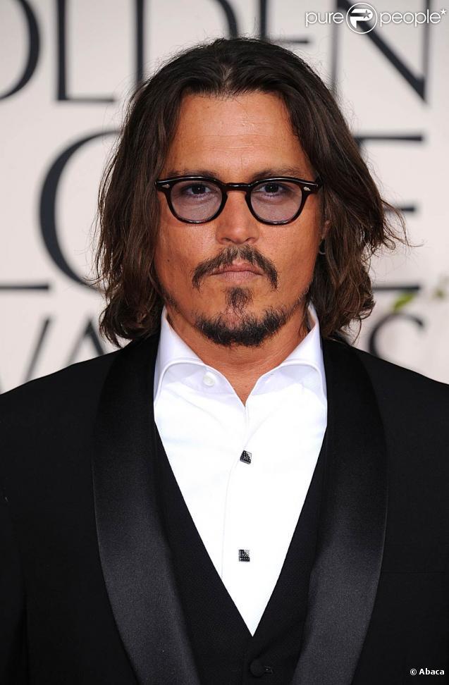 Johnny Depp est dans le Top 40 des stars de cinéma les mieux payées en 2010.