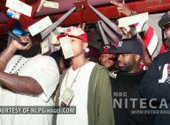 Rick Ross : Pour son anniversaire, il jette un million de dollars à la foule !