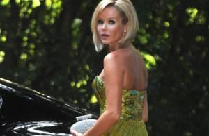 La comédienne Amanda Holden vient de perdre son bébé à sept mois de grossesse...