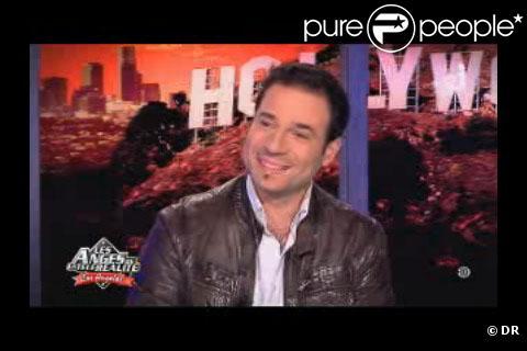 Mario Barravecchia était l'invité des  Anges de la Télé-Réalité , lundi 7 février sur NRJ 12.