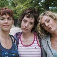 Juliette Arnaud, Christine Anglio et Corinne Puget