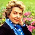 La romancière et poète Andrée Chedid, décédée le 6 février 2011