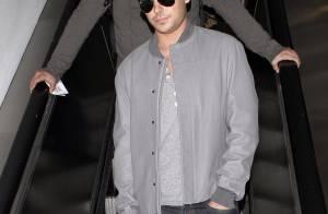 Zac Efron, Hayden Christensen, Colin Firth : Des beaux gosses à l'aéroport !