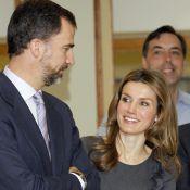 Letizia d'Espagne fait un fashion faux pas, le prince Felipe lassé ?