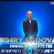 "X Factor - Henry Padovani : ""Je cherche un diamant brut"" !"