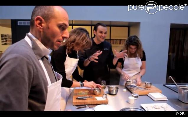Cyril lignac ouvre son atelier cuisine attitude - Cuisine attitude lignac ...