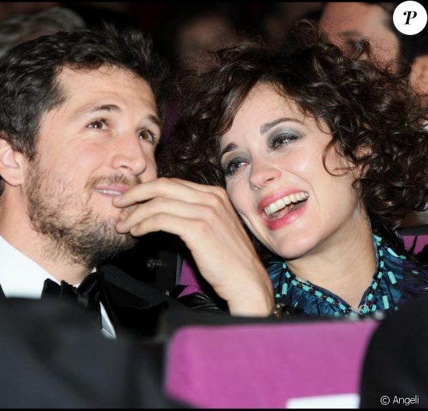 Marion Cotillard ert Guillaume Canet au Festival du film de Marrakech