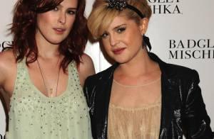 Kelly Osbourne et Rumer Willis : Un duo complice pour une soirée raffinée !