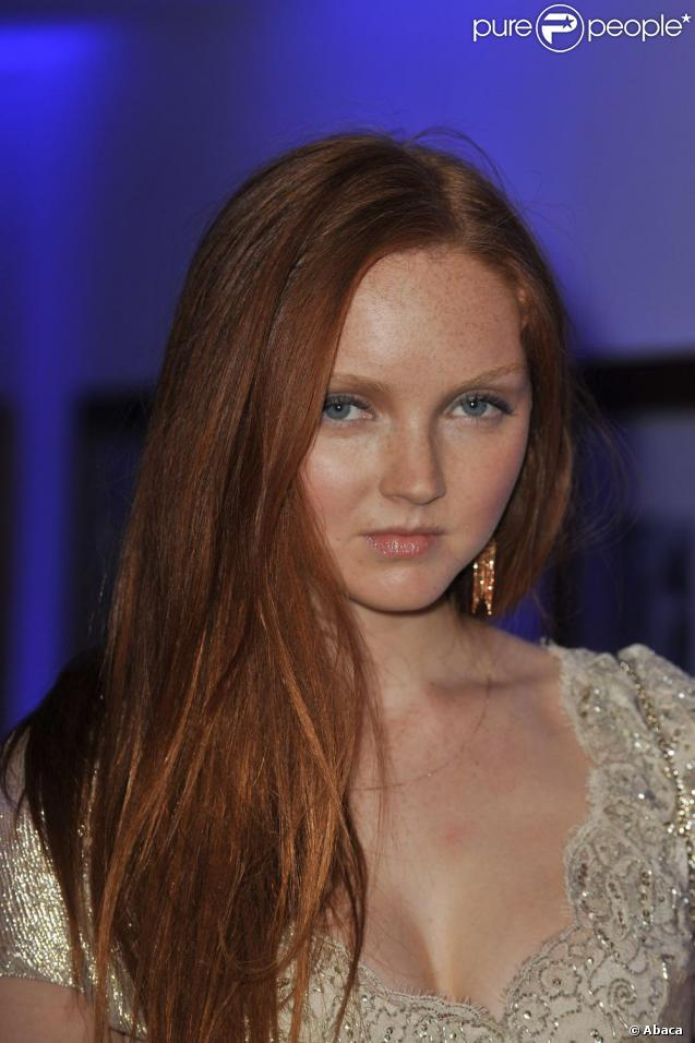 Lily Cole - Picture Colection