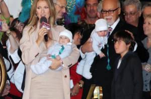 Céline Dion : Les adorables Nelson et Eddy ont pris un bon bain de foule !