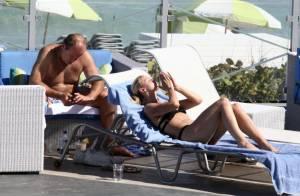 Kelsey Grammer : L'acteur fête son divorce à Miami... avec sa future femme !