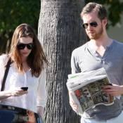 Anne Hathaway : Tendre moment ensoleillé avec son boyfriend !
