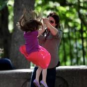 Suri Cruise et Tom Cruise : un moment père/fille survolté !