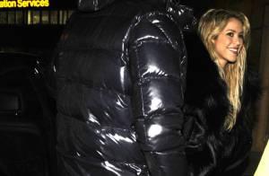 Shakira et Gerard Piqué : Ensemble à Berlin, difficile de cacher leur amour !