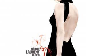 La ravissante Mélanie Laurent revient sur son rôle de tueuse...