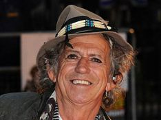 Keith Richards sans sous-vêtements... du tout !