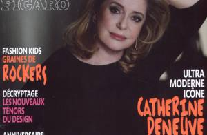 Catherine Deneuve entre passion