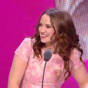 César 2011 : Sara Forestier est sacrée meilleure actrice !