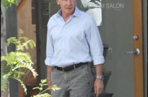 PHOTOS : Harrison Ford s'arrache les poils pour la bonne cause !