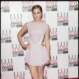 Emma Watson, égérie de la marque People Tree pour la campagne printemps-été 2011.