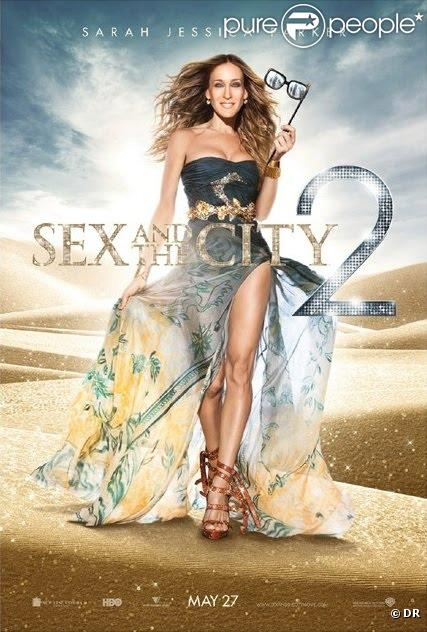 Sex and the City 2  a été triplement récompensé lors de la cérémonie des Razzie Awards 2011.