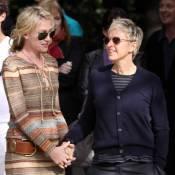Ellen DeGeneres et Portia De Rossi : Amoureuses comme au premier jour !