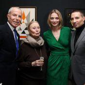Sarah Marshall: sublime au bras de son mentor pour un anniversaire très spécial!