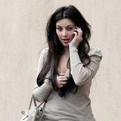 La belle Kim Kardashian : Sans maquillage... ça change tout, vraiment tout !