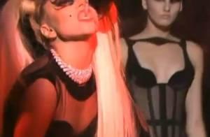 Lady GaGa : Son exceptionnel show provocant sur le podium parisien !