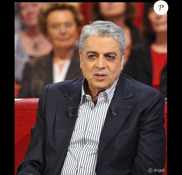 Enrico Macias est l'invité d'honneur de Vivement dimanche, mercredi 2 mars. L'émission sera diffusée dimanche 6 mars sur France 2.