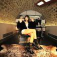 Des images de  I'm from Paris et vous ? , le premier clip de Delphine Chanéac.